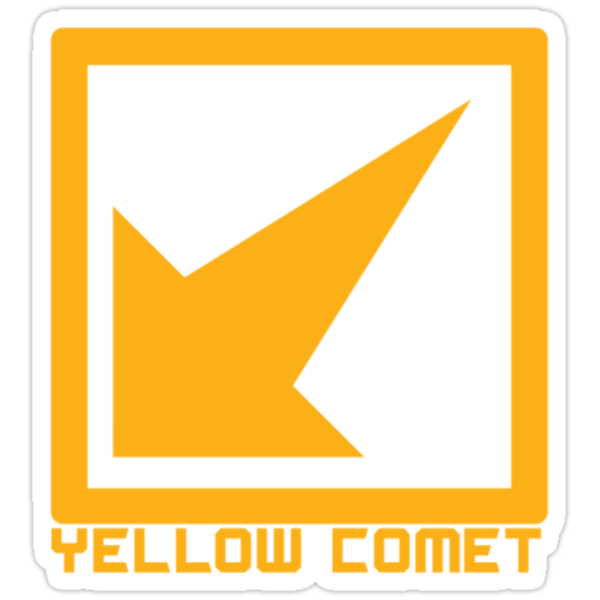 Yellow Comet by benenor90