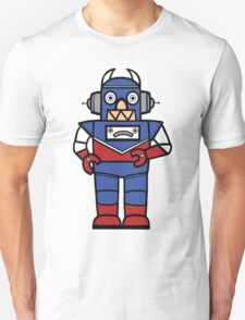Captain-Bot Unisex T-Shirt