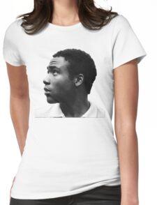 Childish Gambino Womens Fitted T-Shirt