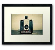 Brownie Hawkeye Framed Print