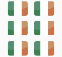 Flags of the World - Republic of Ireland x6 by CongressTart