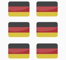 Flags of the World - German x6 by CongressTart