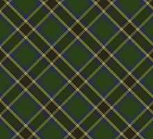 Green/Blue Tartan by GreenSpeed