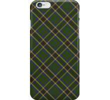 Green/Blue Tartan iPhone Case/Skin