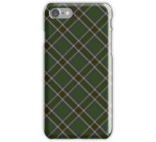 Green/Blue Tartan iPhone Case/Skin