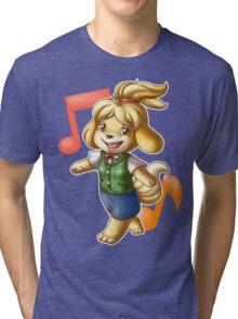 Isabelle Tri-blend T-Shirt