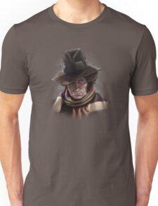 Fourth Doctor - Tom Baker Unisex T-Shirt