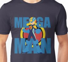 Mega Emblem Minimal Unisex T-Shirt