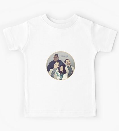 The Crawford Team Kids Tee