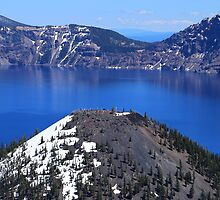 Crater Lake by Bockman