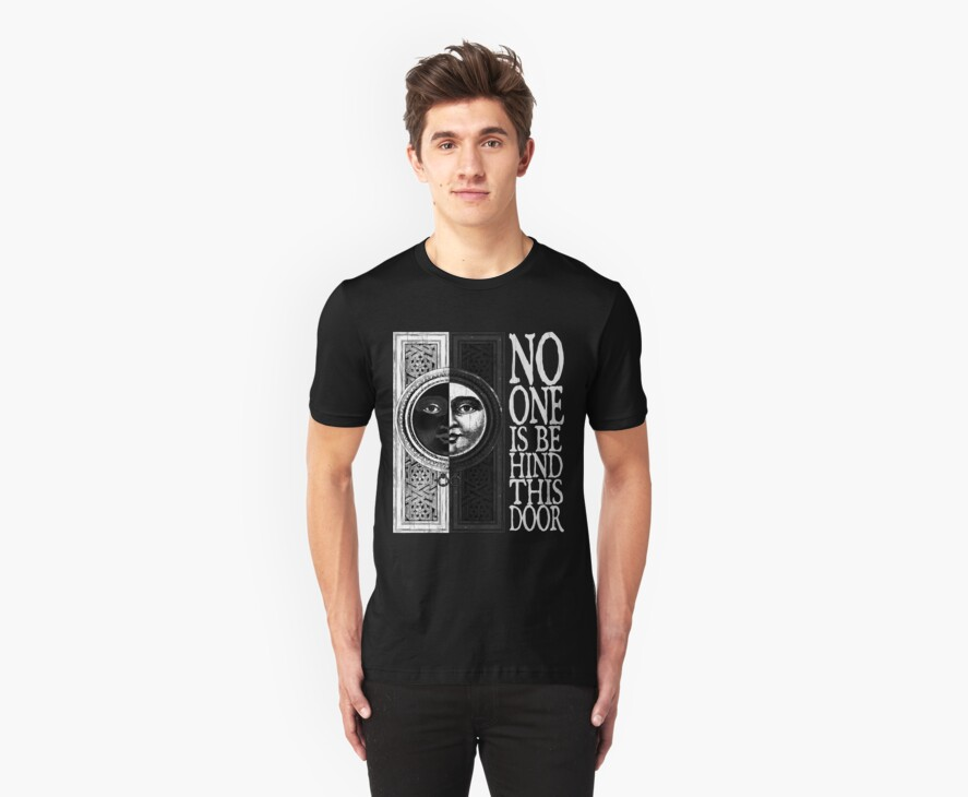House of No One (White) by Digital Phoenix Design