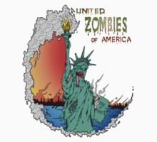 Zombies of America Kids Clothes