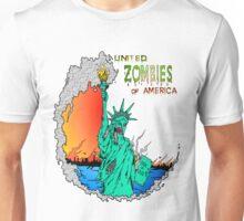 Zombies of America Unisex T-Shirt