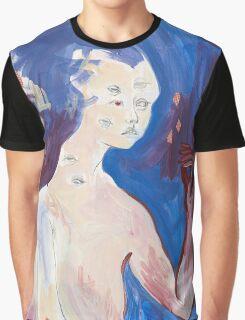 Kiyone Graphic T-Shirt