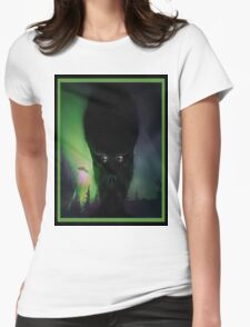 UFO Womens Fitted T-Shirt