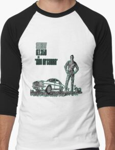 Shelby GT Men's Baseball ¾ T-Shirt