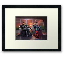 DC Legal Framed Print