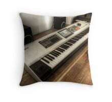 Roland Fantom  Throw Pillow