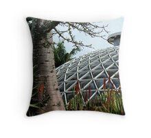 Botanic Beauty Throw Pillow