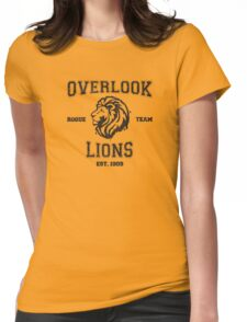 The Overlook Lions  Womens Fitted T-Shirt