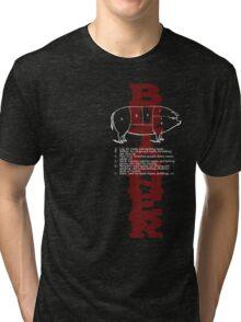 Butcher Pig Tri-blend T-Shirt