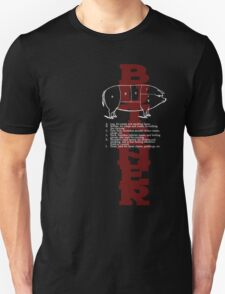 Butcher Pig Unisex T-Shirt