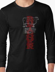 Butcher Sheep Long Sleeve T-Shirt