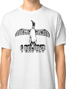 I Believe I Can Fly Classic T-Shirt
