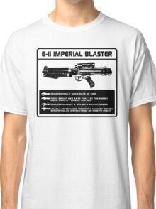 E-11 Imperial Blaster Classic T-Shirt