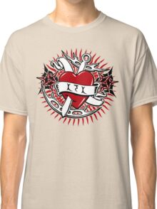 Klingon Tattoo Classic T-Shirt
