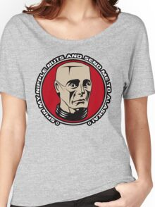 Kryten - Spin My Nipple Nuts Women's Relaxed Fit T-Shirt