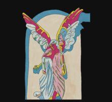 Cemetery Angel by casketscratcher