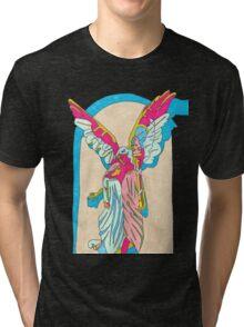 Cemetery Angel Tri-blend T-Shirt