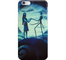 Nightmare Before Christmas love iPhone Case/Skin