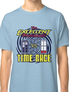 The Excellent Phone Booth Time Race Classic T-Shirt