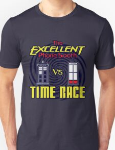 The Excellent Phone Booth Time Race T-Shirt