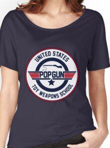 Popgun Women's Relaxed Fit T-Shirt