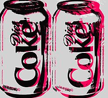 Diet Coke Can by PrinceRobbie