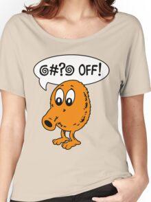 Q-Bert - @#?@ Off! Women's Relaxed Fit T-Shirt