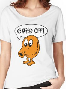 Q-Bert - @#?@ Off! Women's Relaxed Fit T-Shirt