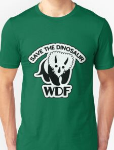 Save The Dinosaur T-Shirt