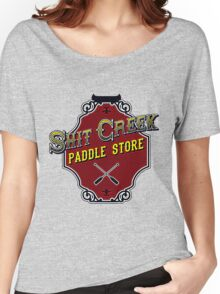 Shit Creek Paddle Store Women's Relaxed Fit T-Shirt