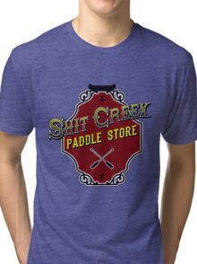 Shit Creek Paddle Store Tri-blend T-Shirt