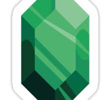 Rupee gems Sticker