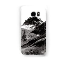 The road below the mountains Samsung Galaxy Case/Skin