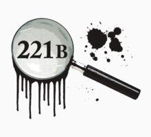 221B Baker Street by Jayne Plant