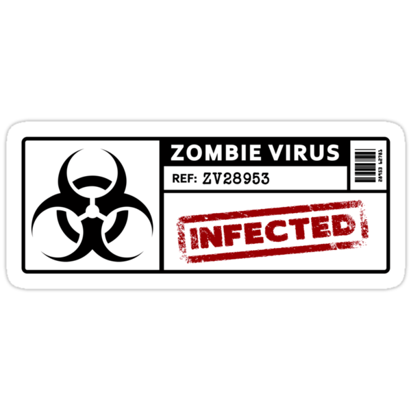 Zombie Virus - Infected by anfa