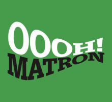 Oooh, matron! by northstardesign