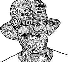 Gangster by Heroink