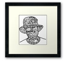 Gangster Framed Print